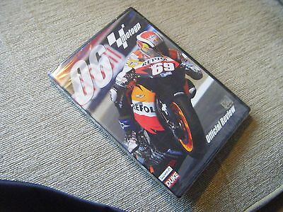 MotoGP Review 2006   Duke DVD   180 mins Running Time  Sealed and Unused