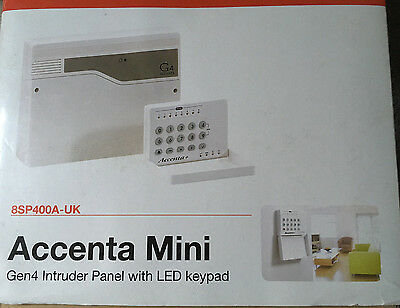 Honeywell ADE Accenta 8SP400A-UK Mini G4 with LED RKP