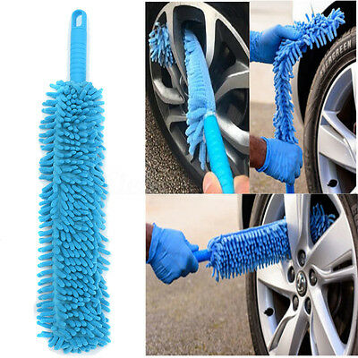 Car Truck Vehicle Cleaning Wash Brush Dusting Mop Soft Tool Microfiber Duster