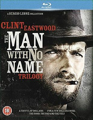**NEW** - The Man With No Name Trilogy [Blu-ray] 5039036068949