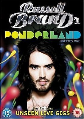 **NEW** - Russell Brand: Ponderland - Series One[DVD] 5050582587425