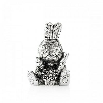 Royal Selangor - Pip Pewter Bunny Figure - Bunnies Day Out - New  2017 Boxed