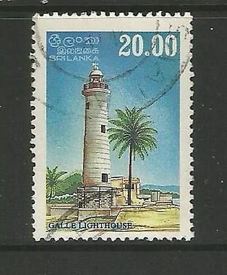 Sri Lanka  1996  SG.1318  Lighthouses  Used