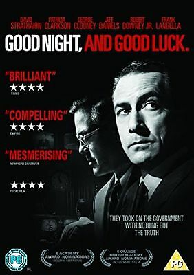 **NEW** - Good Night and Good Luck [DVD] 5060052410740