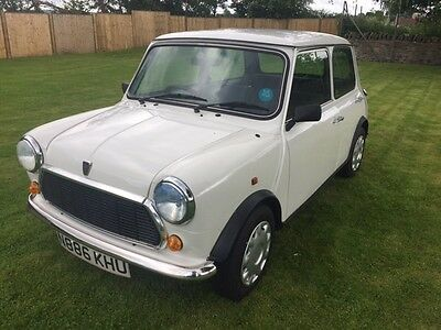 1995 Classic Mini Sprite 1.3 Auto 2 Lady Owners Genuine 31,000 Miles