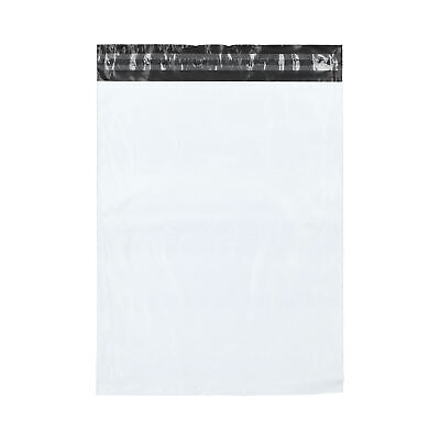 "100 12""x15"" 2 Mil Light Poly Mailer Plastic Shipping Mailing Envelopes Bag"
