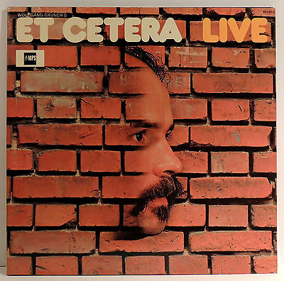 *WOLFGANG DAUNER'S ET CETERA - LIVE* - MPS RECORDS 88.020-2 - NEAR MINT!  DoLP