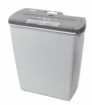 Strip-Cut Paper CD and Credit Card Shredder Basket 8 Sheet BRANDNEW