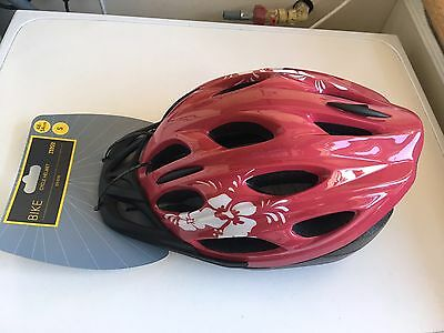 Womens / Girls Cycle Safety Helmet Size Small 48-54 cm