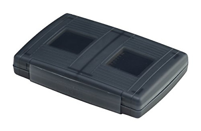 Gepe Card Safe Basic Memory Card Protector for SD or Compact Flash: Onyx Black
