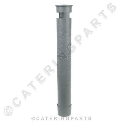 ATA 9737 DRAIN PLUG OVERFLOW PIPE 315mm LONG x 40mm COMMERCIAL DISHWASHER 9625