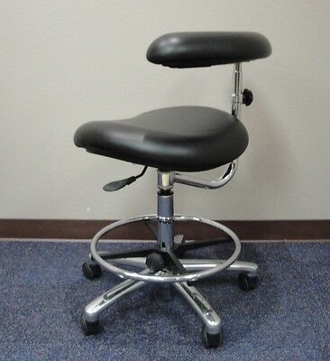 Dental Medical Stool Assistant's FOREST DENTAL #6137C Floor Model = Great Price