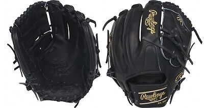 "Rawlings Heart of the Hide 12"" Baseball Pitcher/Infielder's Glove PRO206-9B"