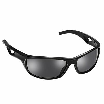 Polarized Sports Sunglasses with TR90 Unbreakable Frame for Golf Running Cycling