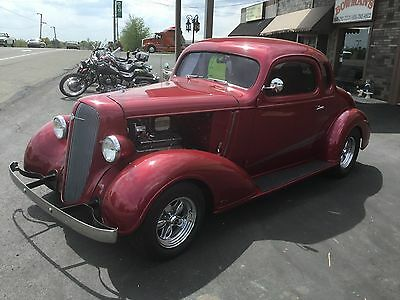 1936 Chevrolet Coupe Standard 1936 Chevrolet Coupe Deluxe
