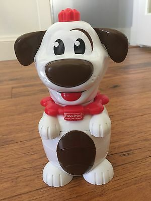 Fisher Price Puppy Puzzle With Sounds