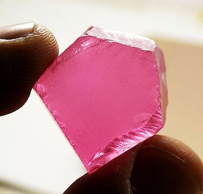 111.10 Ct Natural Certified Rare Translucent Untreated Pink Zircon Rough A