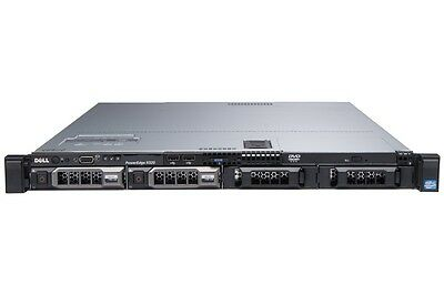 Serveur Dell PowerEdge R320 - Xeon E5-2420 - 24GB - 2 x 1TB