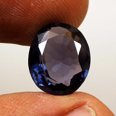 7.60 Ct Exclusive! Unheated Rare Oval Shape Color Change Alexandrite Gemstone A