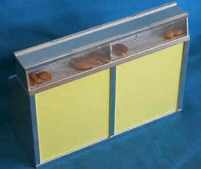 Dolls House Miniature Fish & Chip Shop Frying Range 1/12Th Scale