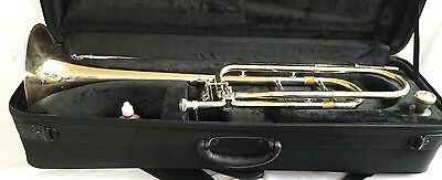 Vincent Bach Tenor Trombone TB 400B in case