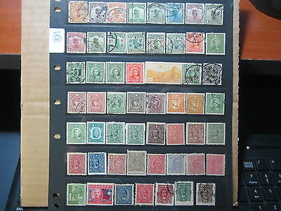 Stamps World Used Bulk Mixed Lot st65