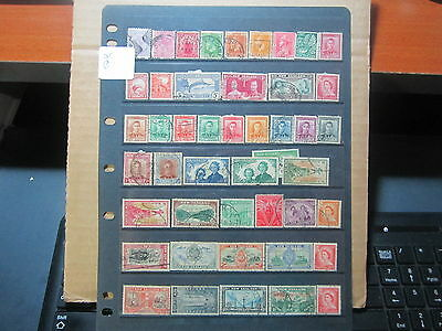 Stamps Used  New Zealand st1