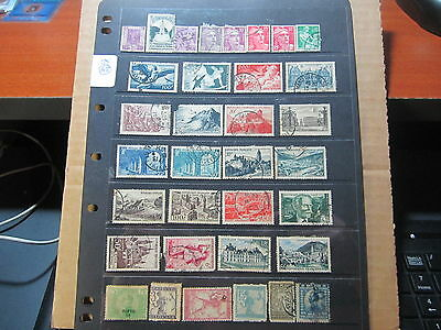 Stamps World Used Bulk Mixed Lot st68