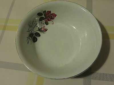 Staffordshire Ironstone, Old Floral Dish