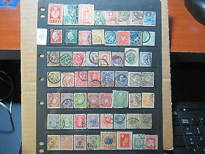 Stamps World Used Bulk Mixed Lot st62