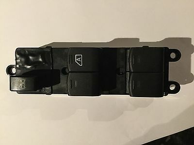 Nissan Qashqai Electric Window Main Control Switch Brand New