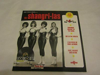 "The Shangri-Las - 7"" Single Record Store Day 2013 EP"