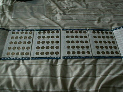 Fabulous US 50 STATES 100 COINS, QUARTER DOLLAR 'P' and 'D' MINTS COINS YEAR SET