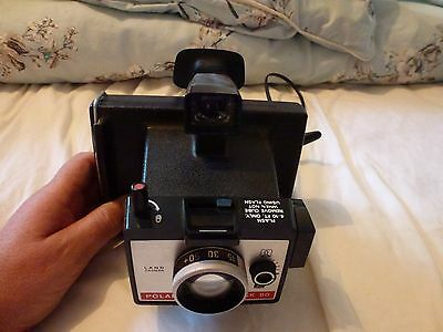 POLAROID COLORPACK 80  INSTANT CAMERA  Tested and working