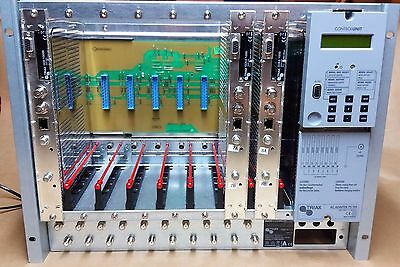 Triax CSE/GSS Grundig STC816 Headend Syst & 3x Twin DVB-S2 to QAM/IP/ASI modules