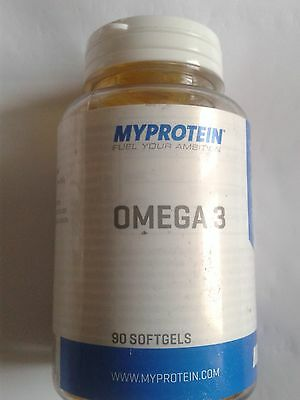 My Protein Omega 3    Vitamines  90 Capsules