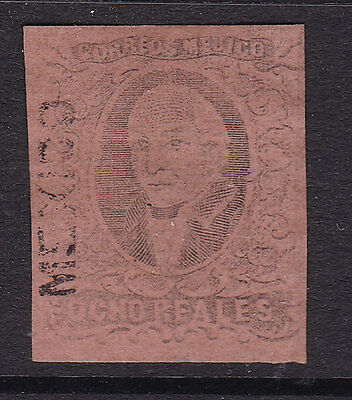 MEXICO^^^SUPERB 1856 #12 mint NG   HIDALGO  $500.00@# sc303