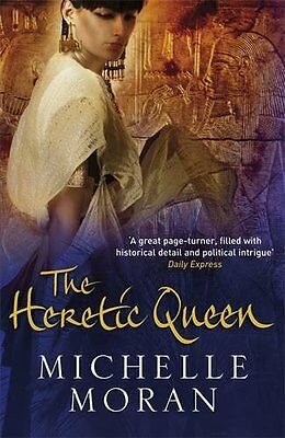 The Heretic Queen by Michelle Moran | Paperback Book | 9781847247223 | NEW
