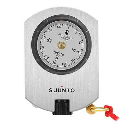 SUUNTO KB-14/360R G Optical Sighting Compass, Aluminum SS020417000