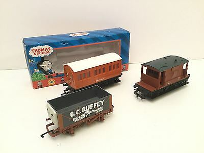 Job Lot of Hornby OO Gauge Thomas and Friends Coaches/Wagons