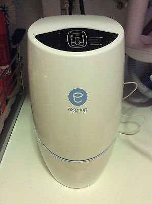 eSpring Water Filter From Amway - Under Bench