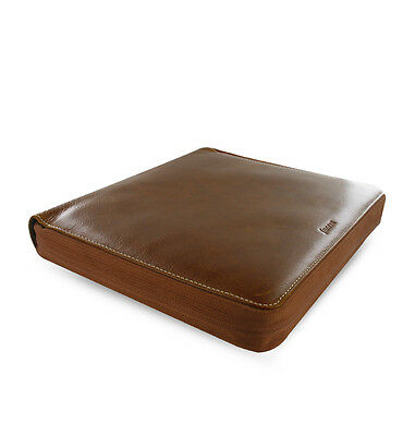 Filofax Malden Zipped  A5 Organiser with Ipad case holder Orche Leather 025824