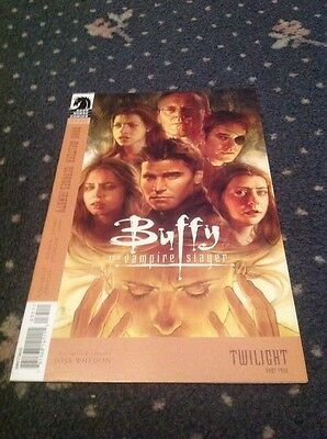 Buffy The Vampire Slayer Season Eight Issue 35 Dark Horse Comics