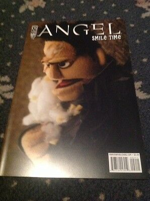 Angel Smile Time Issue 2 Buffy IDW Comics
