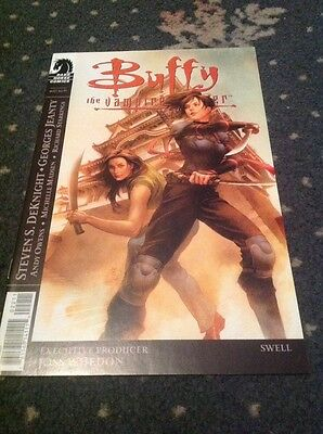 Buffy The Vampire Slayer Season Eight Issue 22 Dark Horse Comics
