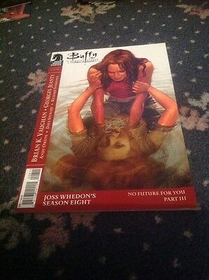Buffy The Vampire Slayer Season Eight Issue 8 Dark Horse Comics