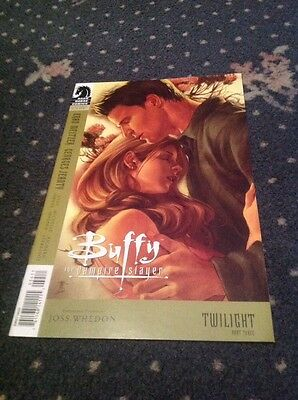 Buffy The Vampire Slayer Season Eight Issue 34 Dark Horse Comics