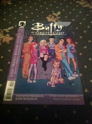 Buffy The Vampire Slayer Season Eight Issue 20 Dark Horse Comics