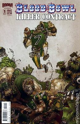 Blood Bowl Killer Contract (2008) #1A VF