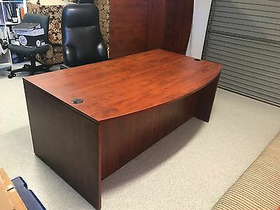 Office Desk, Executive Style
